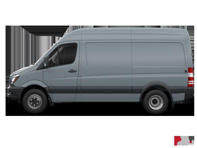 Mercedes benz sprinter fourgon 3500 2015 ogilvie motors for Mercedes benz work van commercial