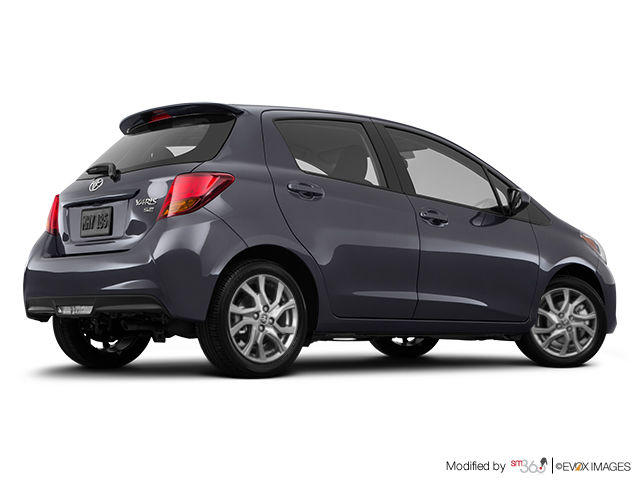 new 2015 toyota yaris 5 door se for sale in pincourt ile perrot. Black Bedroom Furniture Sets. Home Design Ideas
