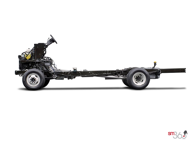 new 2016 ford stripped chassis e
