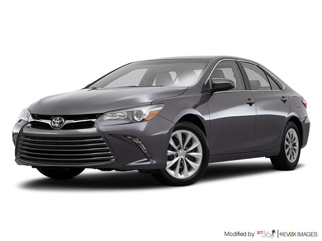 New 2016 Toyota Camry LE for sale in Pincourt