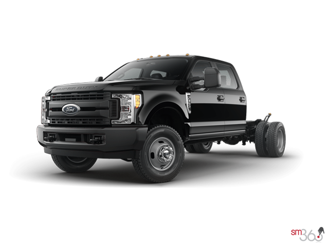 2017 ford chassis cab f 350 xl from 41449 0 vickar ford winnipeg. Black Bedroom Furniture Sets. Home Design Ideas