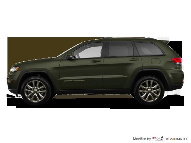 jeep grand cherokee limited dition 75e anniversaire 2017 vendre pr s de st nicolas et ste. Black Bedroom Furniture Sets. Home Design Ideas