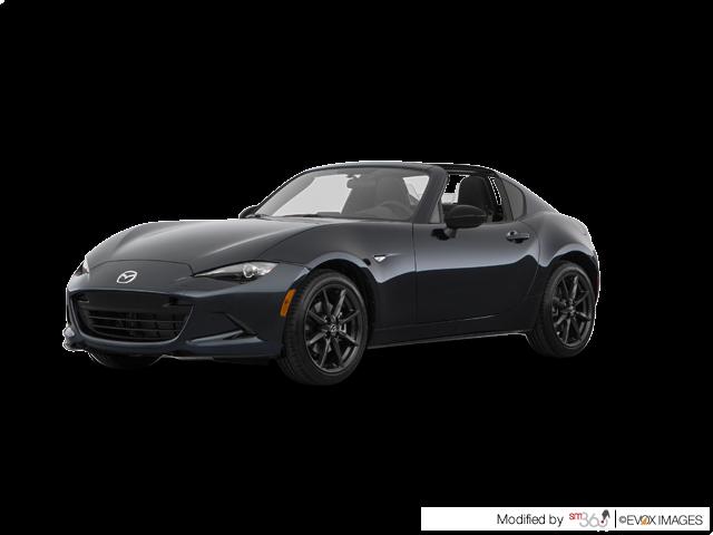Mazda MX-5 RF GS GS 2017