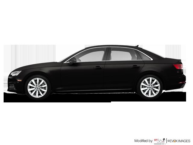 Audi A4 Sedan Komfort 2018 Glenmore Audi In Calgary Alberta