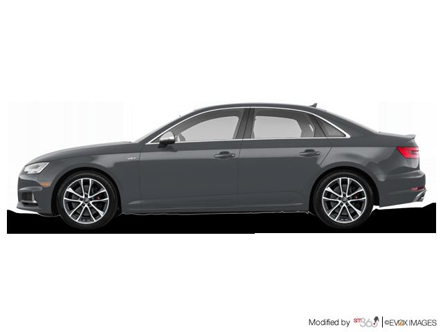 Audi S4 Sedan Technik 2018 Glenmore Audi In Calgary Alberta