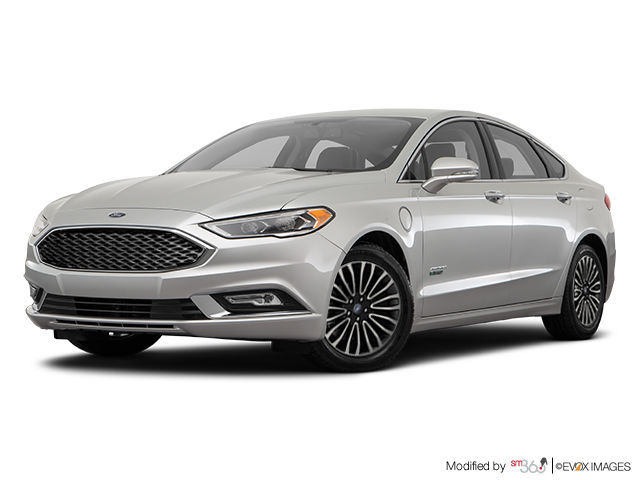 Ford Fusion Energi Platinum 2018 For Sale Bruce Ford In