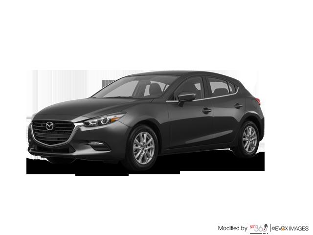 Mazda MAZDA3 SPORT GS GX 2018