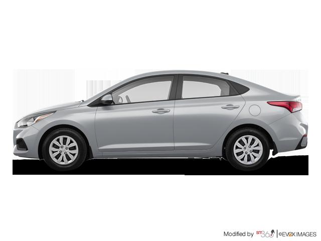 Hyundai Accent Sedan Essential w/ Comfort Package 2019