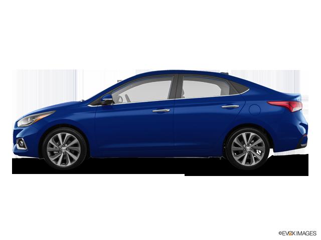Hyundai Accent Sedan Ultimate 2019