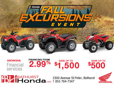 The Fall Excursions Sales Event!