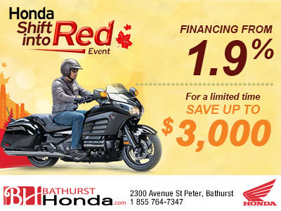 Honda's Shift Into Red Event