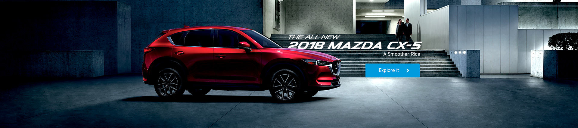 Mazda CX5 - EN