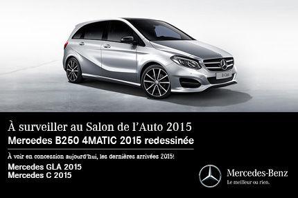 Salon de l'Auto de Montréal 2015