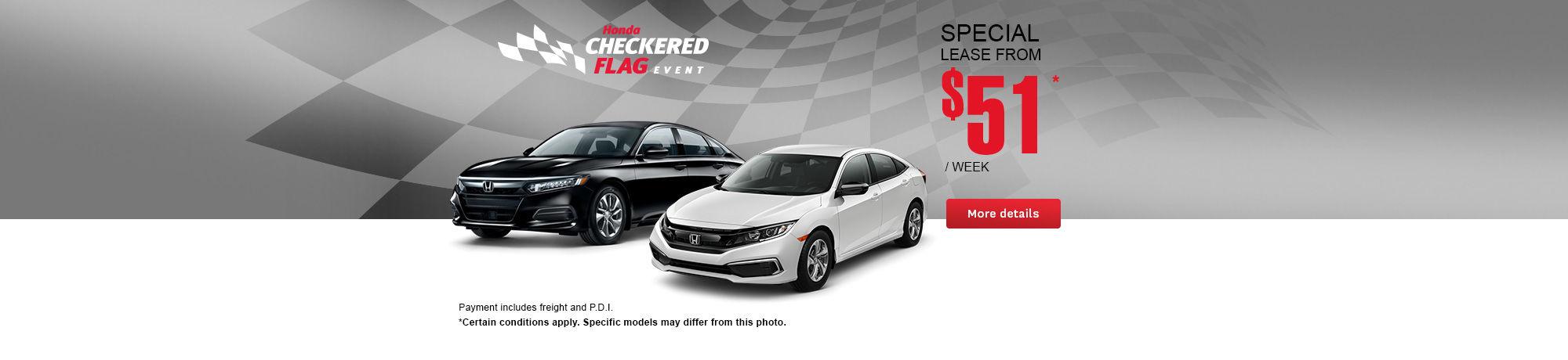 Honda event!