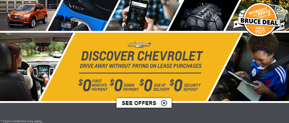 Discover Chevrolet