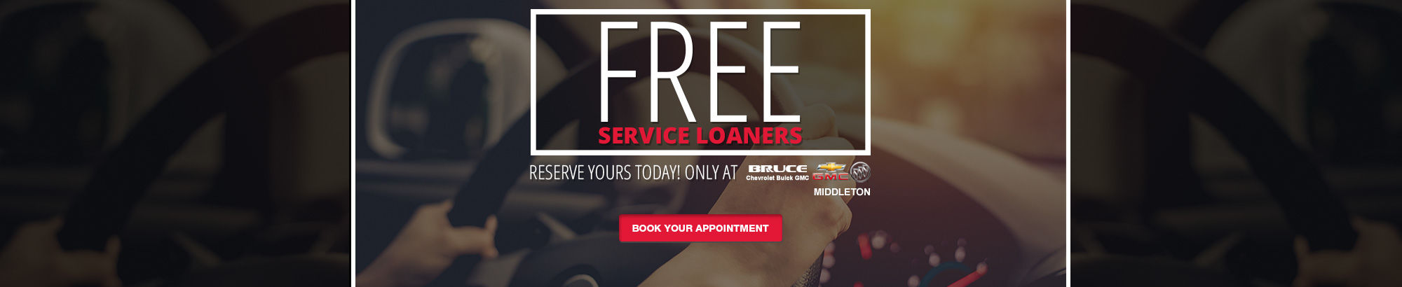 Free service loaners-Middleton