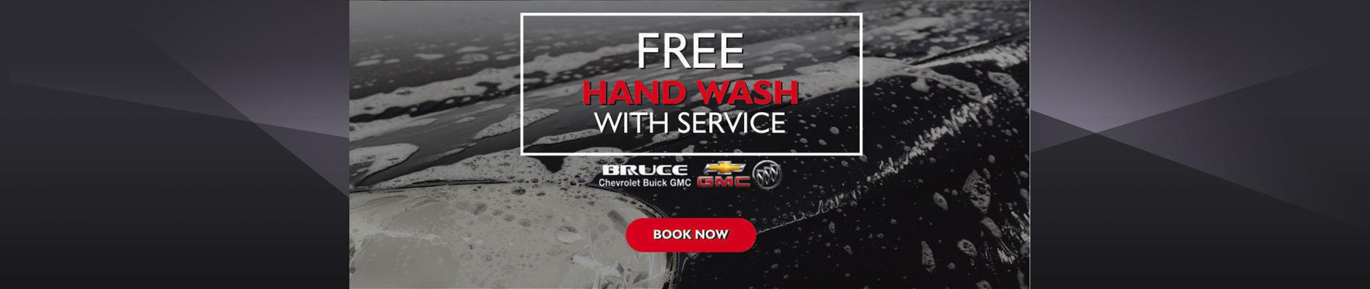 Free Hand Wash (Copy)