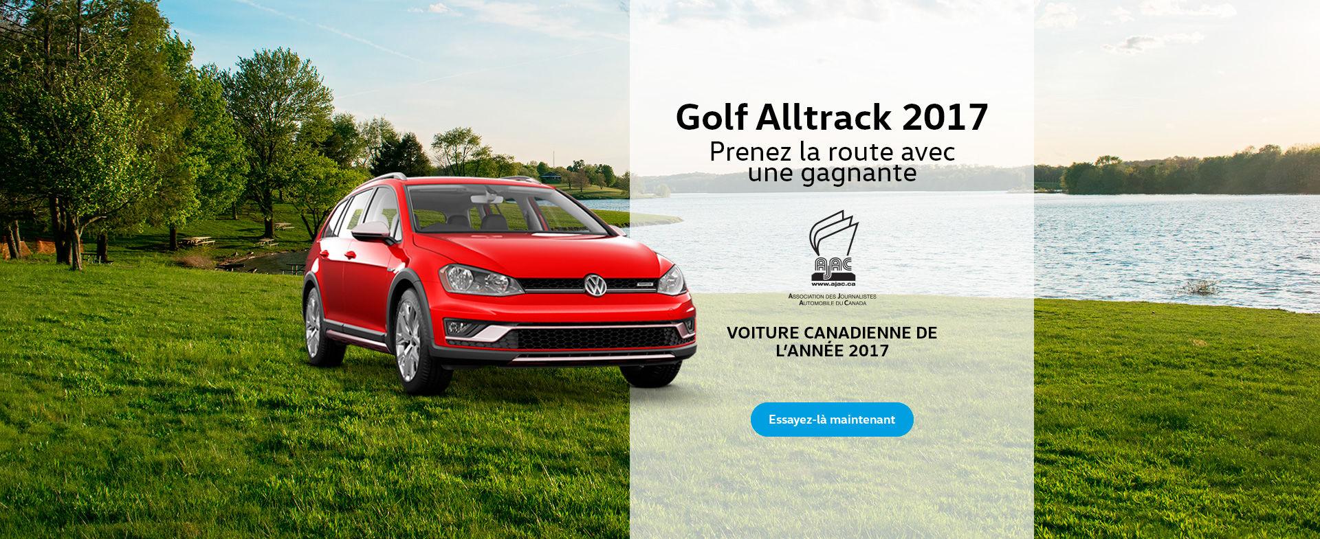 Golf Alltrack 2017