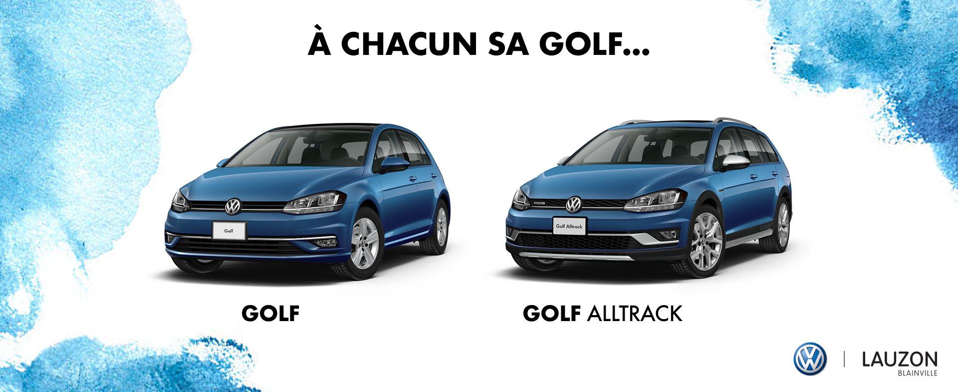Famille Golf