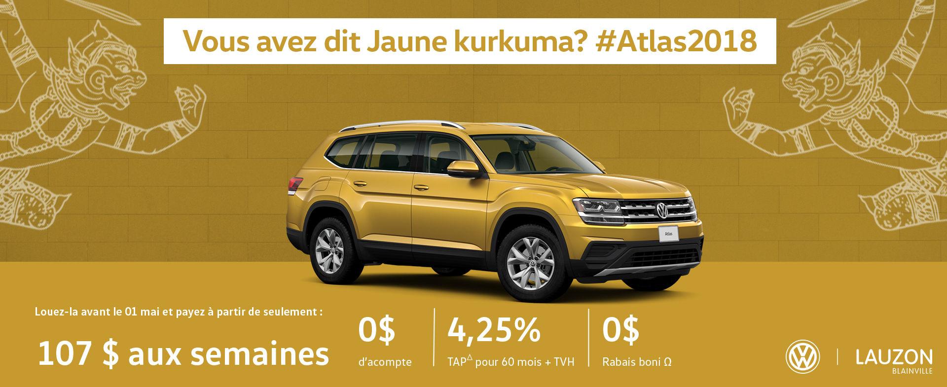 Atlas 2018 - Avril