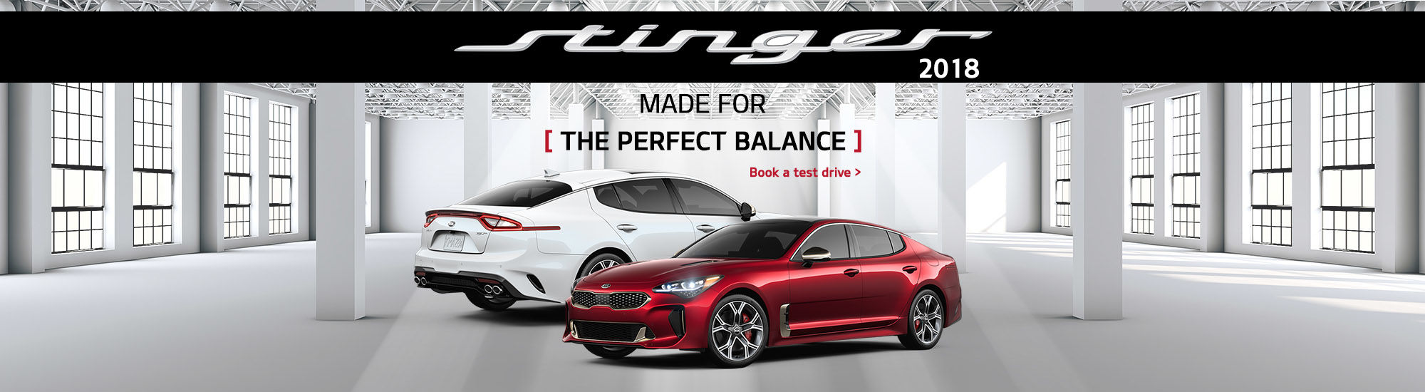 2018 Stinger