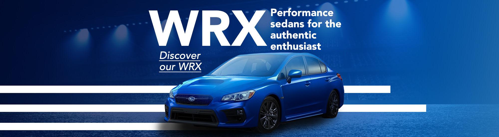 2019 WRX