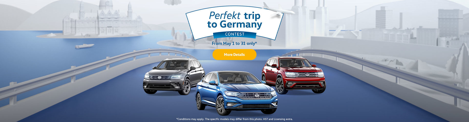Perfekt Trip to Germany Contest