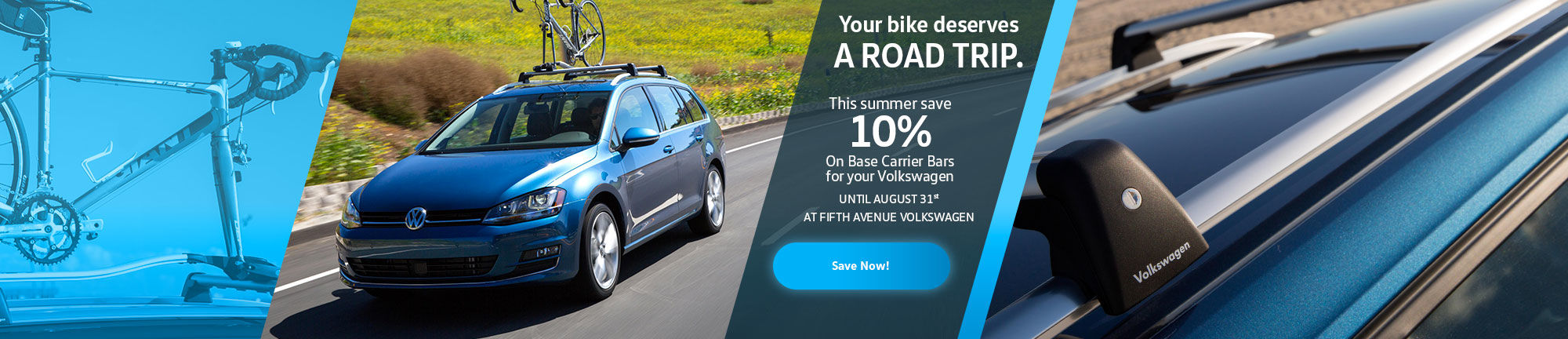Save 10% on Base Carrier Bars