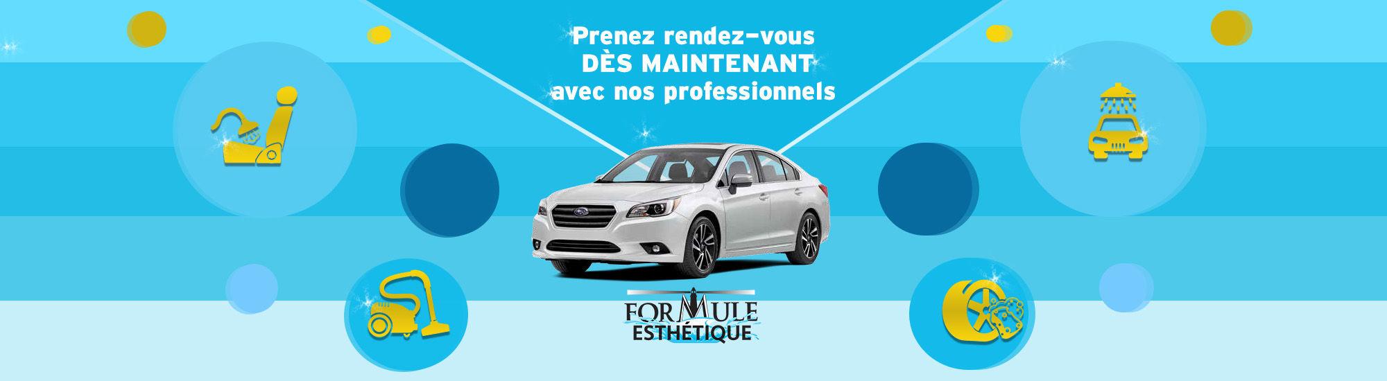 Formule Esthétique Subaru