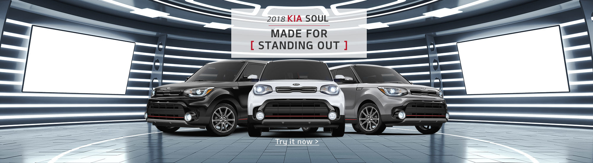 2018 Kia Soul Mode for standing out