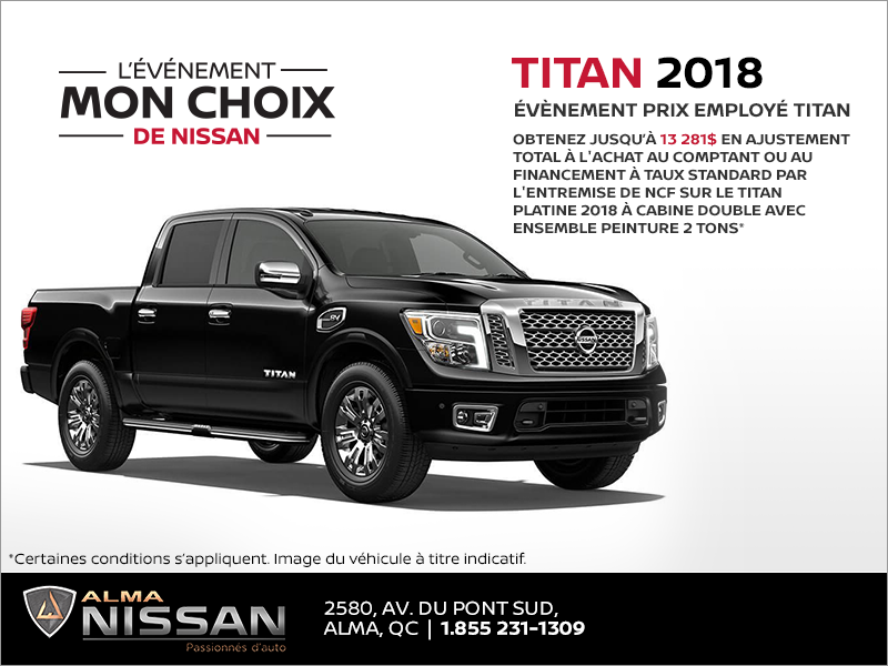 L'événement Prix employé Titan
