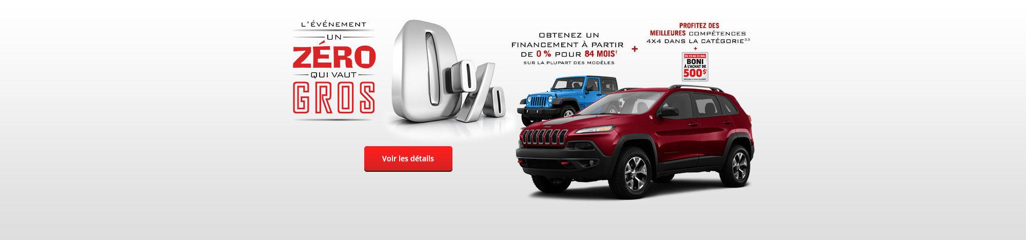 Promo mai Jeep