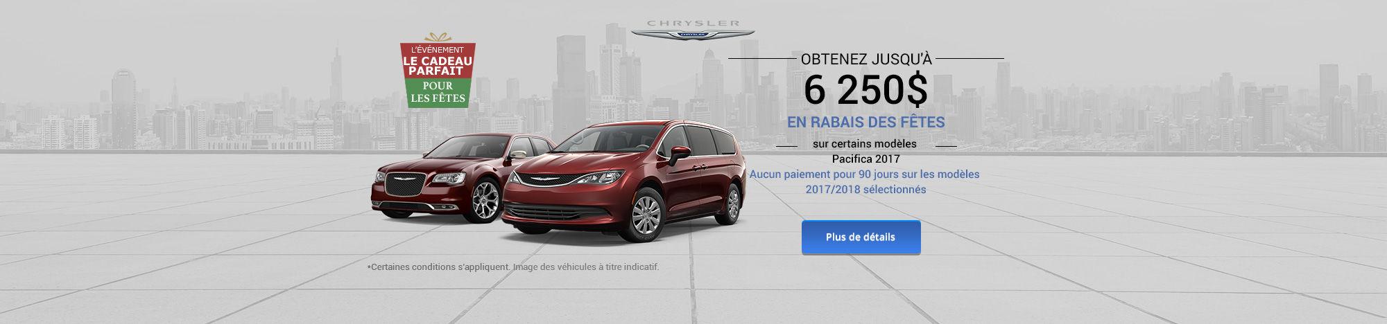 L'événement le cadeau parfait - Chrysler