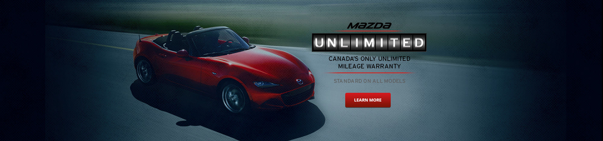 Mazda unlimited