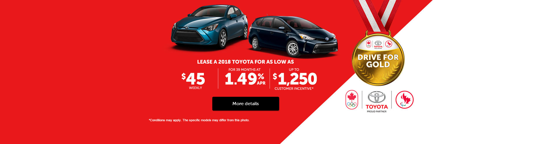 Toyota's Monthly Sales Event