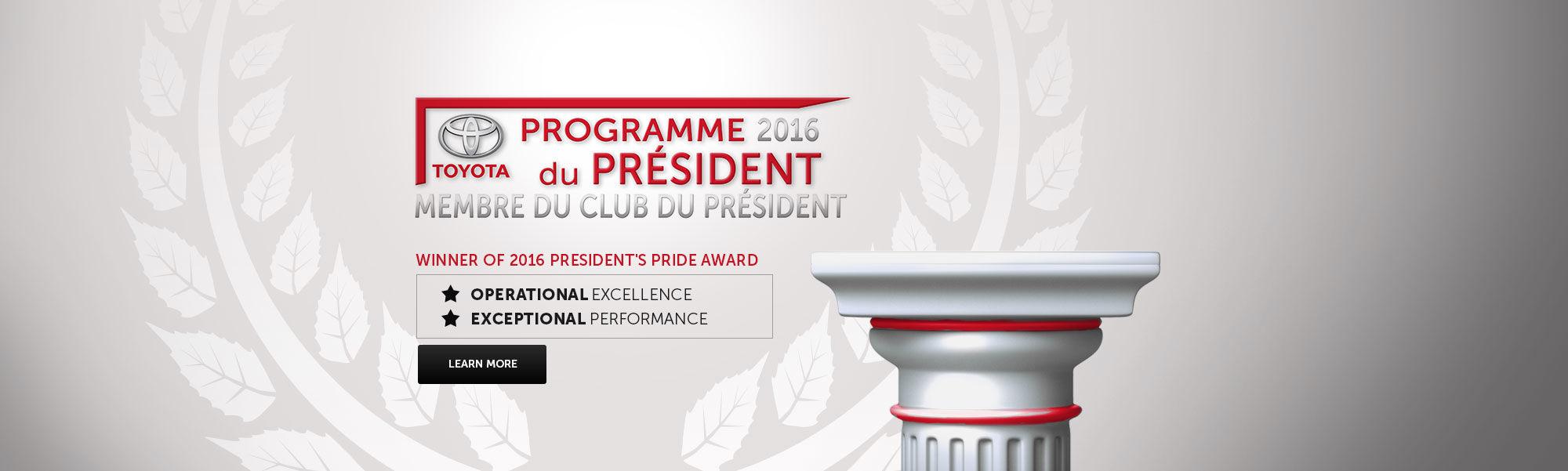 President Program