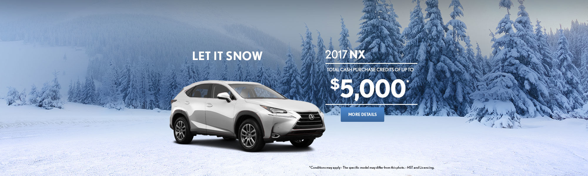 Let it snow - NX