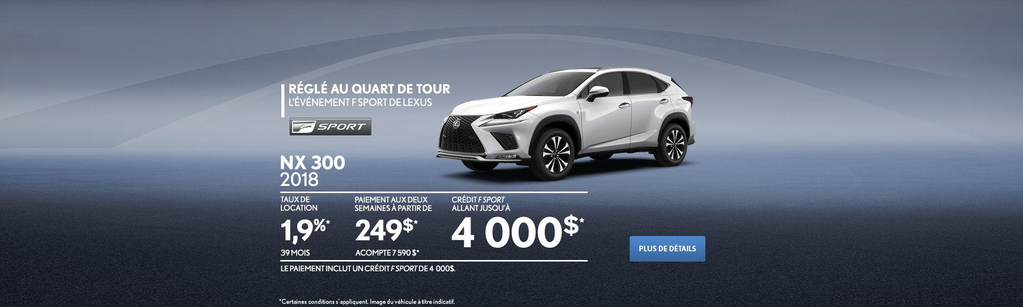 Lexus NX - header- desktop