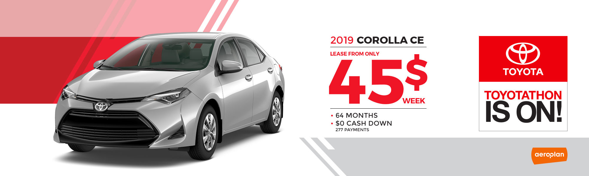 2019 COROLLA CE