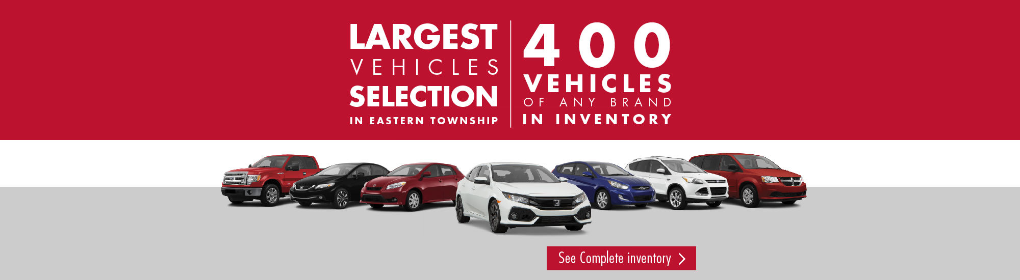 Largest selection - EAC