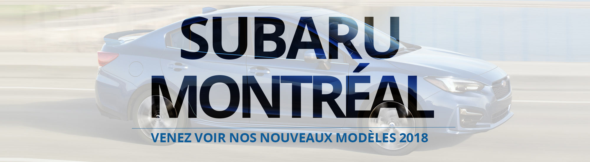Subaru Montreal