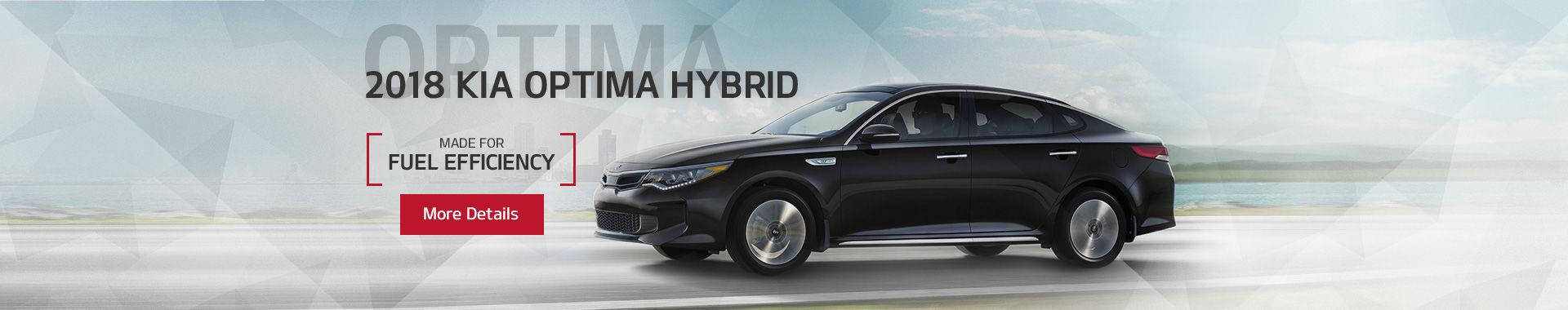 2018 Optima Hybrid