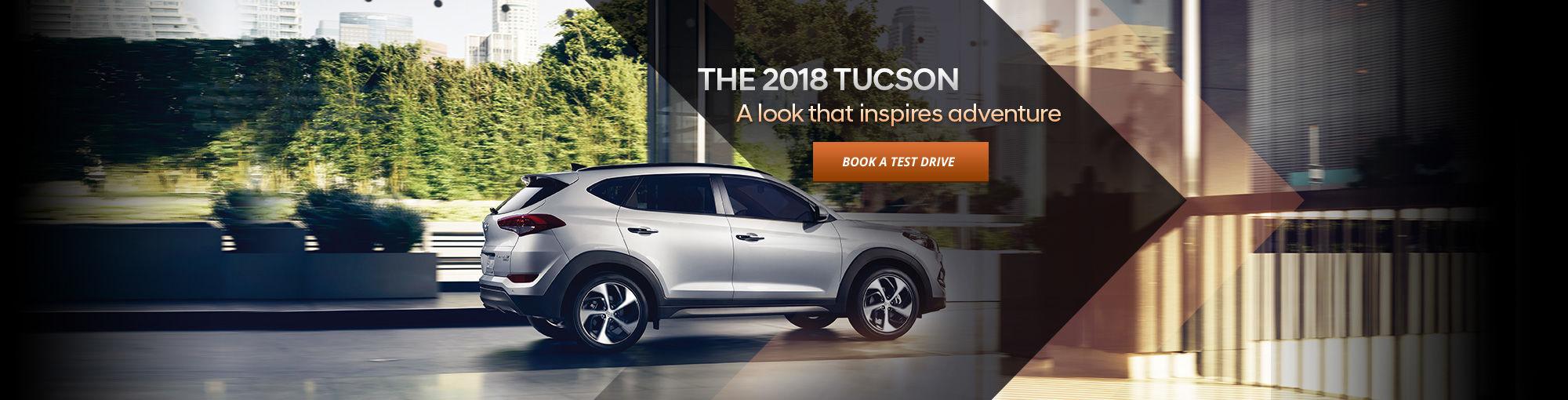 2018 Tucson