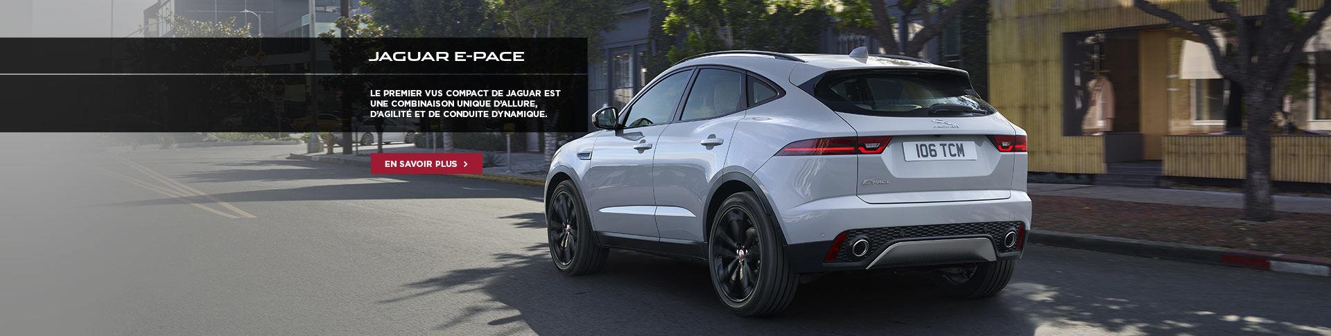 Jaguar E-PACE (Copie)