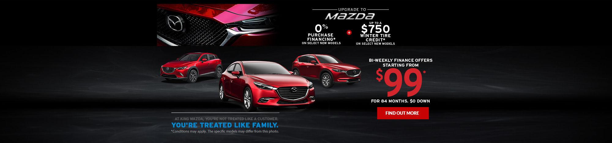 Mazda Monthly Event!