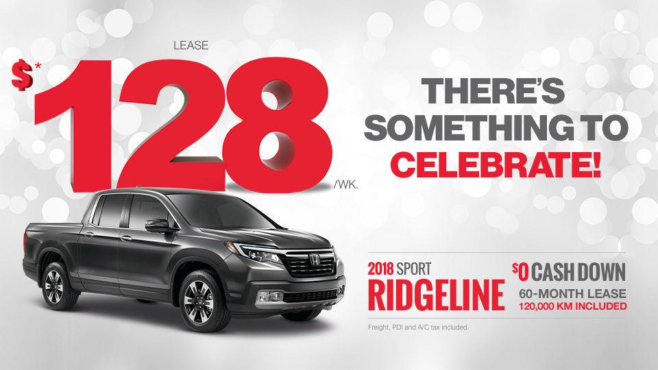 2018 Ridgeline