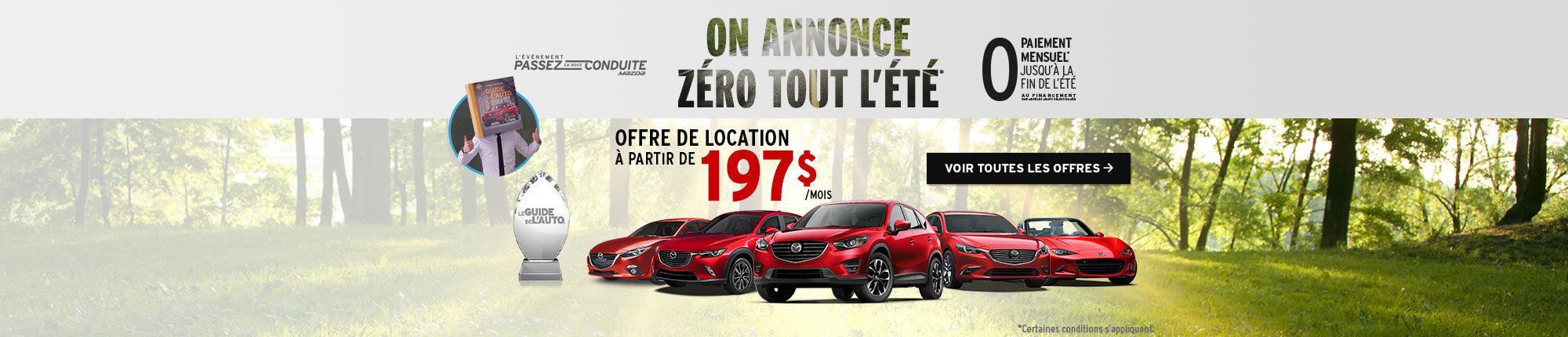 Mazda Phase 2 - Mai 2017