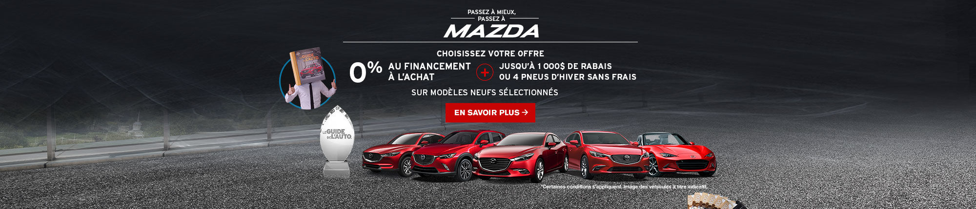 Passez à Mazda