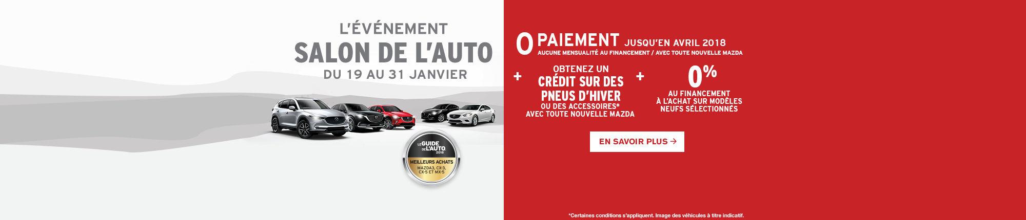 Salon de l'auto web