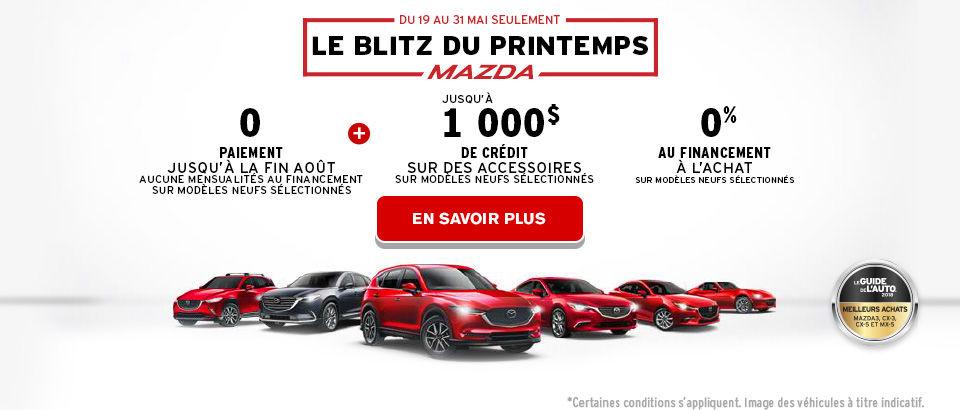 Blitz du Printemps - événement (Web) - Mai
